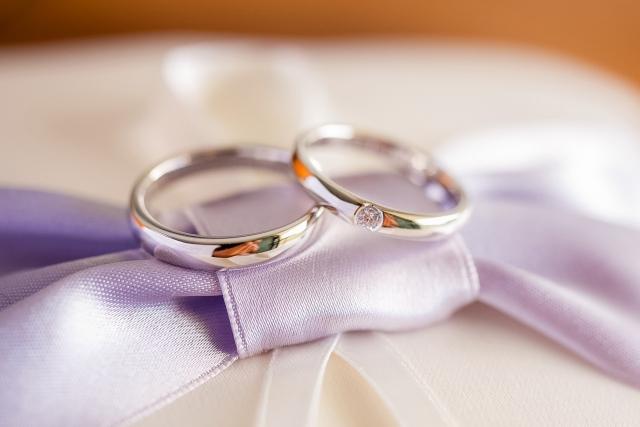 「結婚指輪」のおはなし。