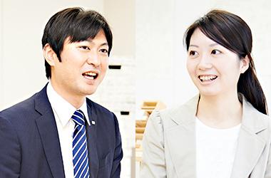 平川 雄一郎 × 石橋 法子