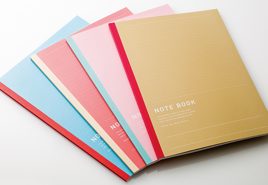 a4 note book a4ノートブック 株式会社マルアイ