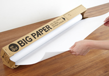 on the dot(オン ザ ドット) BIG PAPER