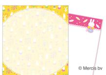 miffy(ミッフィー) 色紙