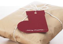 刺繍カード クリスマス(ギフトシリーズ Gift Embroidery Card Christmas)