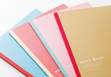 A4 NOTE BOOK(A4ノートブック)