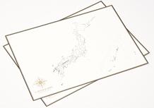 CARTOGRAPHY(カルトグラフィー) POSTER・PAD