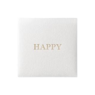 ふたえ カード きり HAPPY