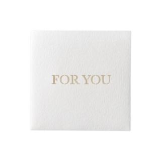 ふたえ カード きり FOR YOU