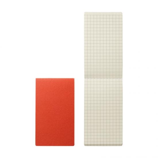 THE BASIC ポケットノート オレンジ
