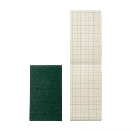 THE BASIC ポケットノート グリーン