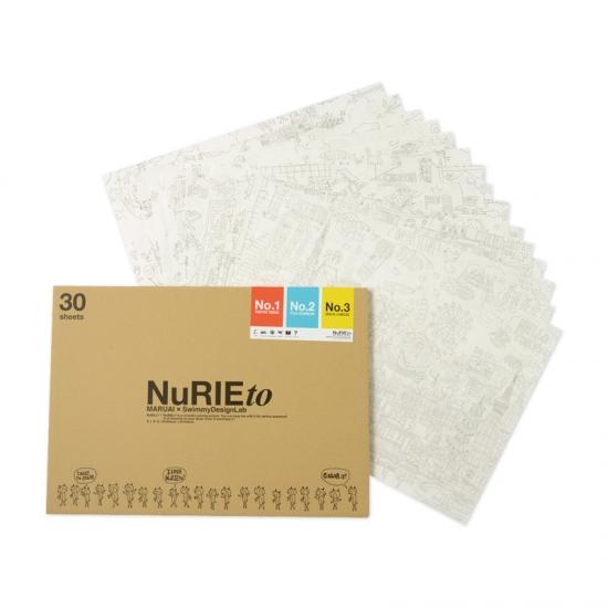 NuRIEto No.1-3