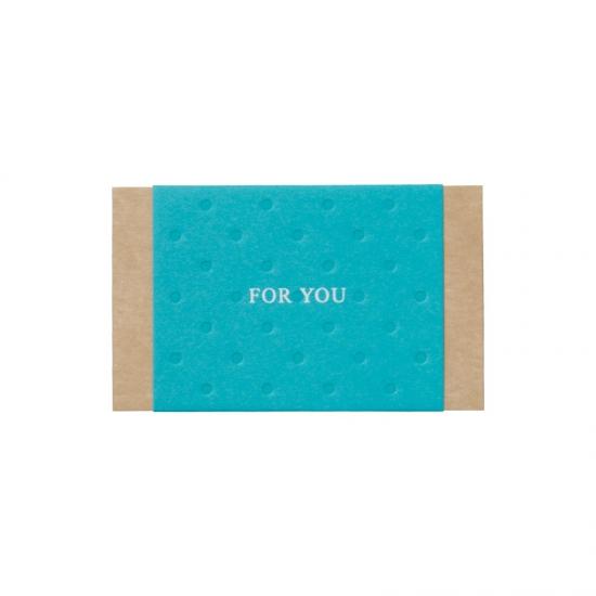 おくるみカード FOR YOU