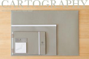 CARTOGRAPHY(カルトグラフィー) PAD
