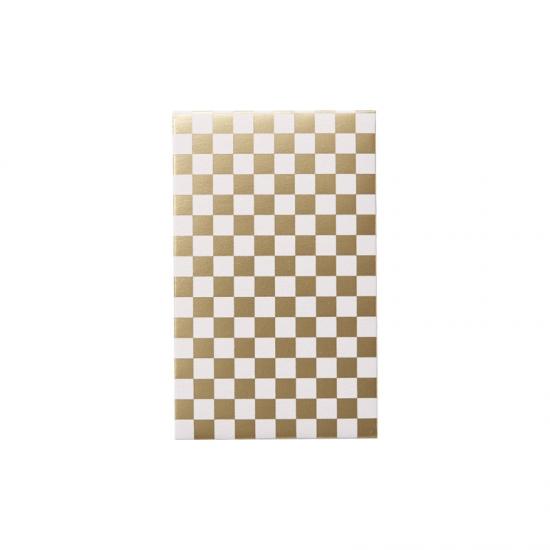 おとなのぽち袋 市松 (ノ-AD33)